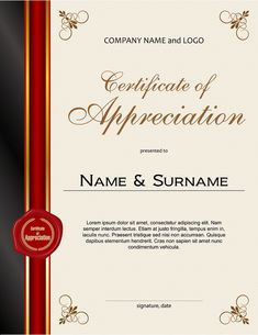 Certificate design, English, Design, Skills Certificate PNG and Vector