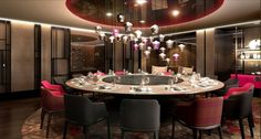 This superb lighting piece transforms the room in a luxury experience! Feel inspired at www.luxxu.net