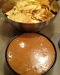 Chili's Queso dip!