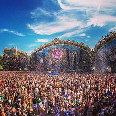 We Love Tomorrowland <3