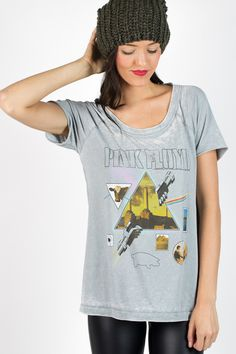 Pink Floyd Chaser Tee