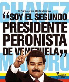 Nicolás Maduro, Presidente de #Venezuela #PatriaGrande #Peronismo //  #Frases #Citas #Militancia #Argentina #PatriaGrande #Latinoamérica #AméricaLatina #AméricaLatinayelCaribe #Iberoamérica #Sudamerica #LaPatriaEsElOtro #UnidosyOrganizados #MovimientoNacionalyPopular #RevoluciónBolivariana #RevoluciónSanMartiniana