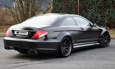 PRIOR DESIGN MERCEDES-BENZ CL C216 BLACK EDITION