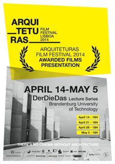 LA CANTANTE, de Rafael Navarro Miñón, podrá verse en 'DerDieDas Lecture Series', en la Universidad de Tecnología de Brandenburgo (Alemania). El ciclo empieza mañana y se celebra todos los martes hasta el 5 de mayo.