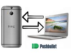 Share information between your Android device and desktop with Pushbullet