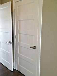 Modern Interior Door Knobs bedroom decor on | black door, hardware and doors