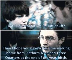 Harry Potter and the Deathly Hallows Humor