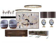 """interior design 0.5"" by neonmilk on Polyvore"