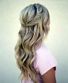 45 Easy Half Up Half Down Hairstyles for Every Occasion - 32 #LongHairstyles