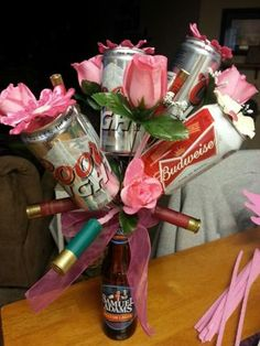 Superb Redneck Wedding Center Pieces Without The Flowers Though