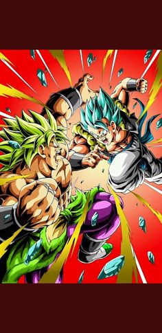 New Dragon Super 2019 Movie Broly Goku Vegeta Fabric Poster X-159-14x21 24x36