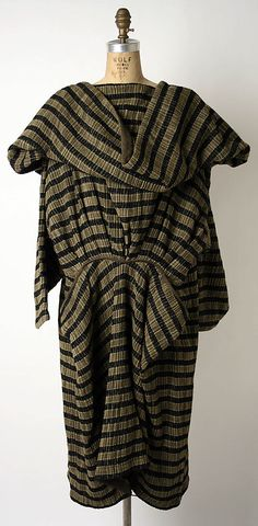 Dress | Issey Miyake (Japanese, born 1938) |  Design House: Miyake Design Studio (Japanese) | Date: 1983 | Culture: Japanese