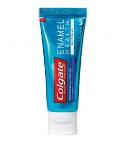 Colgate Enamel Health Whitening Toothpaste: The mother of all multitasking toothpastes has fluoride and silica, so it strengthens enamel while brightening teeth.