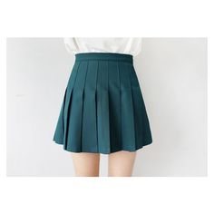 (2) Evony likes skater skirts | styles | Pinterest ❤ liked on Polyvore featuring skirts, blue flared skirt, skater skirt, blue skater skirt, blue skirt and blue circle skirt