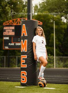 #Senior #Photography #Soccer