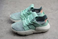2018 Womens adidas Prophere Clear Mint Solar Red White AQ1138 Shoes-2 efd97e294