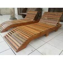 Image result for espreguiçadeira madeira