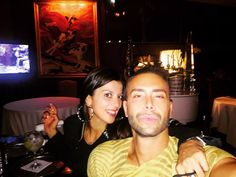 LaMalMaison    the best restaurant in Milan #ristorante #dinner #milan with My love @angelabiscione