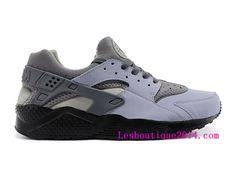 timberland chaussures randonn e - Nike Air Huarache Pas Cher Chaussure pour Homme Gris Bleu ...