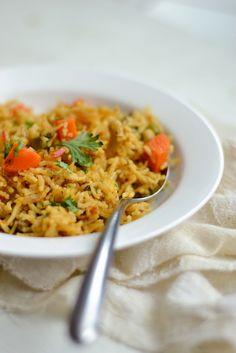 Easy One Pot Vegetable Biriyani | Step by Step Recipe | kurryleaves