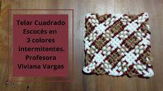 Textiles, Lana, Crochet Hats, Pin Weaving, Youtube, Iris, Deco, Videos, Craft