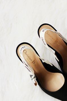 36f99f83e0a Dream Shoes  Dior J Adior Slingback Pumps Review