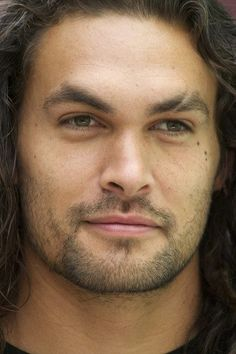 Jason Momoa...oh my what I wouldn't give to have one night alone with  this man