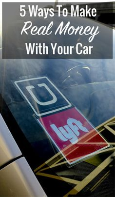 You have a great source of income that is staring you in your face — your car. We often think of our car as a financial liability because it's expensive and gas costs a lot of money. However, you can use your car for many side jobs that will drastically increase your yearly income. You might be able to produce…