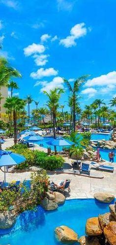Barcelo Aruba All Inclusive Aruba All Inclusive Resorts and Aruba Luxury Resor … - Vacation Destinations Caribbean All Inclusive, All Inclusive Family Resorts, Caribbean Vacations, Best Vacations, Beach Honeymoon Destinations, Family Vacation Destinations, Vacation Resorts, Vacation Ideas, Greece Vacation