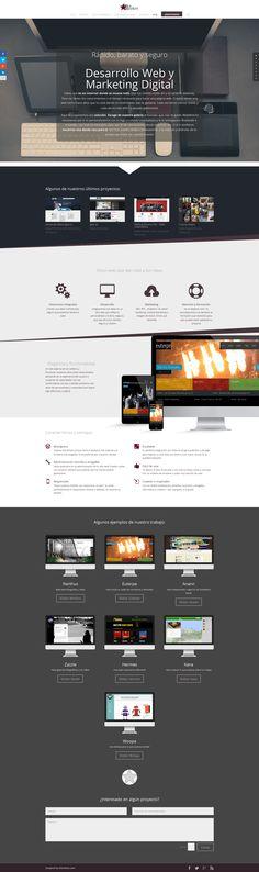 #Divi #wordpress #website. Nuestra nueva web hecha con DIVI de Elegant Themes