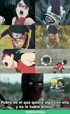 Kakashi Sensei, Sarada Uchiha, Naruto Shippuden Anime, Sasunaru, Boruto, Hero Academia Characters, My Hero Academia Manga, Otaku Anime, Anime Art