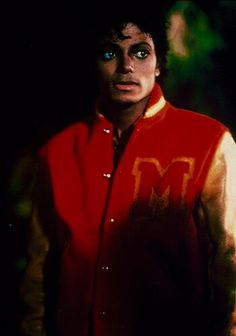 Michael thriller ❤️