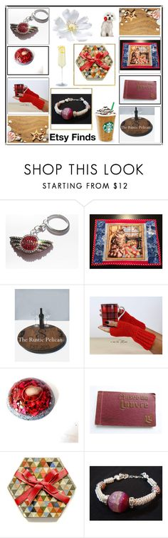 My Etsy Finds by blingauto on Polyvore featuring Hostess, gifts and esty