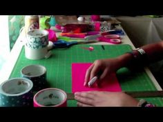 This video will show you how to make a small pencil case out of duct tape. It's pretty easy so its a good starter for beginners in duct tape. Duct Tape Crafts, Duck Tape, Pencil Pouch, Ducks, Diva, Projects To Try, Crafting, Times, Creative
