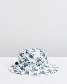 7503f886a64 Dragons Reversible Bucket Hat - Babies