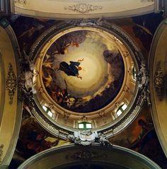 Chiesa la Collegiata. L'arte di Giuseppe Sciuti