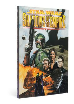 Star Wars Shadows of the Empire Ltd Ed