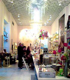 Royal Copenhagen café
