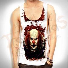 esqueleto devilih clown