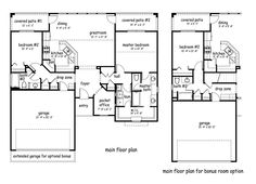 1000 images about our floor plans lamar smith signature for Great room addition floor plans