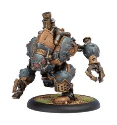 I absolutely love anything deep sea diving related. Which is probably why I'm enjoying the models for Warmachine. $34.99