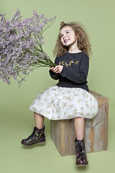 Featurekins//Flower Bomb | Babiekins Magazine