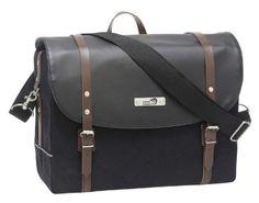 New Looxs BOLZANO Singel black Fahrradtasche Büro-, Freizeit- oder Schultasche Packtasche: Amazon.de: Sport & Freizeit