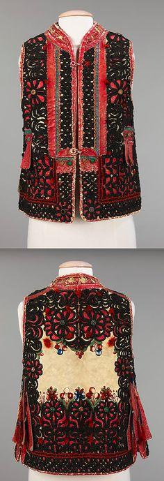 Czech (Moravian) Jacket