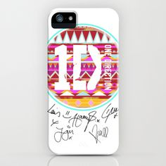 one direction swag iPhone & iPod Case by Taylor St. Claire - $35.00