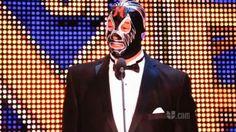 Mil Máscaras al Salón de la Fama WWE - YouTube