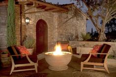 The Marbella is a recently introduced fire bowl from Eldorado Stone. Made from glass-reinforced concrete, it incorporates a 65,000 BTU gas b...