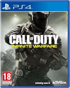juego ps4 call of duty infinity warfare