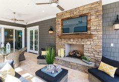 Newly Built Hamptons Style Home - Home Bunch Interior Design Ideas