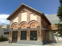 Museu d'Art de Cerdanyola Façana principal